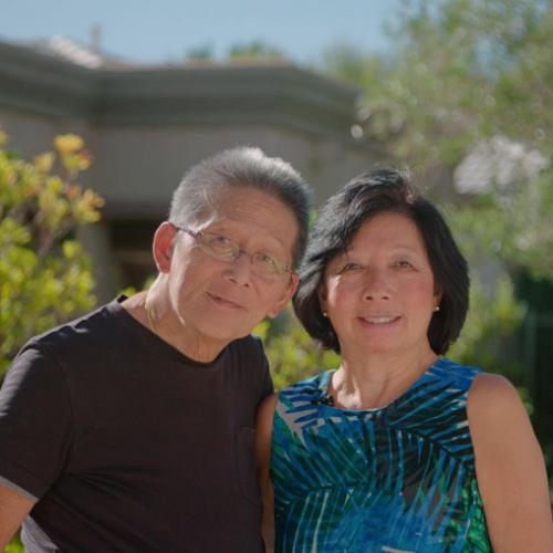 Larry N, 73<br>Las Vegas, NV