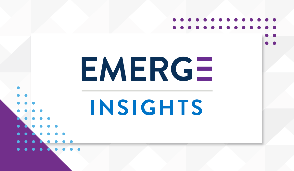 EMERGE Insights: Day 1