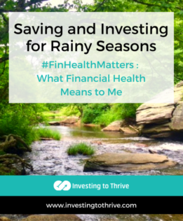 #FinHealthMatters: Investing To Thrive
