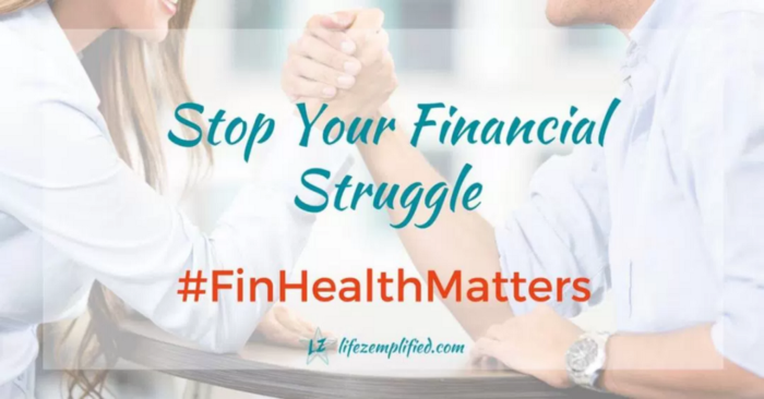 #FinHealthMatters: LifeZemplified
