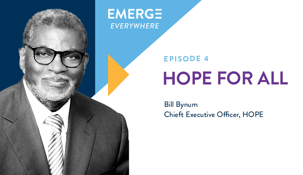 Bill Bynum: HOPE for All