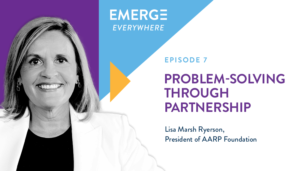 Lisa Marsh Ryerson: Problem-Solving through Partnership