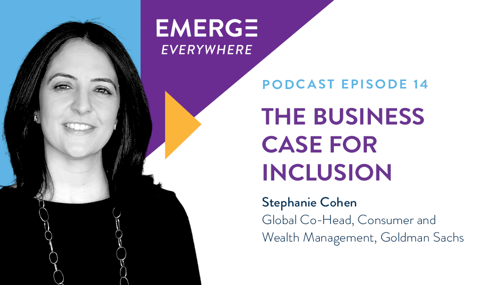 Stephanie Cohen: The Business Case for Inclusion