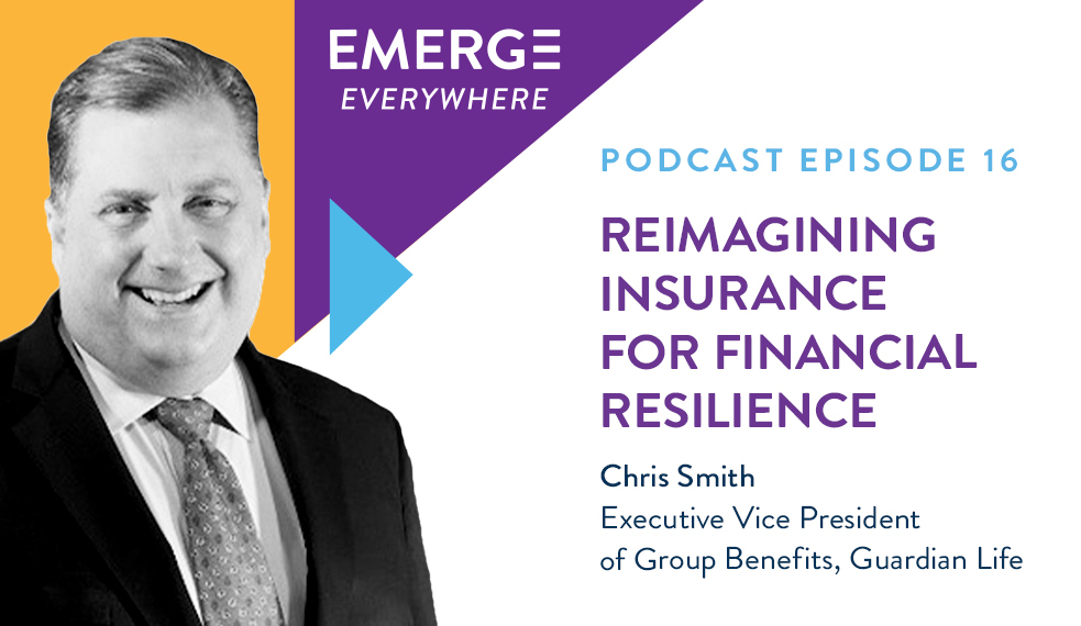 Chris Smith: Reimagining Insurance for Financial Resilience