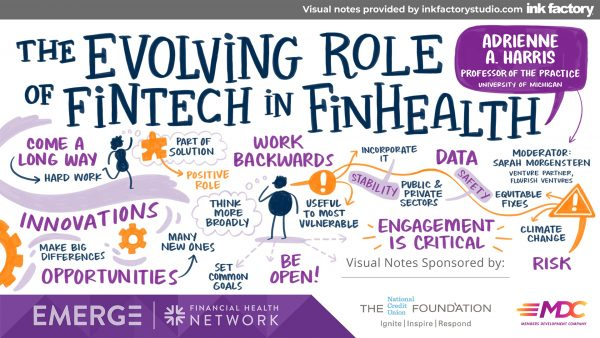 The Evolving Role of Fintech in FinHealth